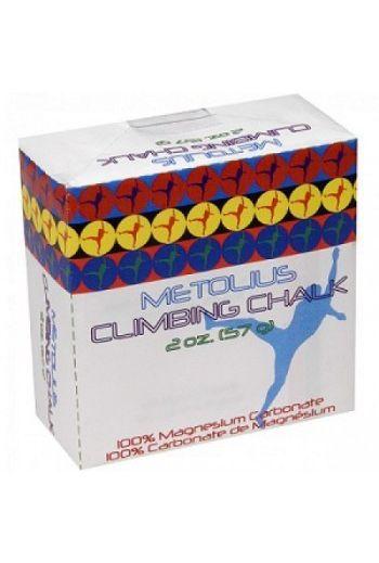 METOLIUS WEIGHTLIFTING / CLIMBING CHALK BLOCK - 57 g