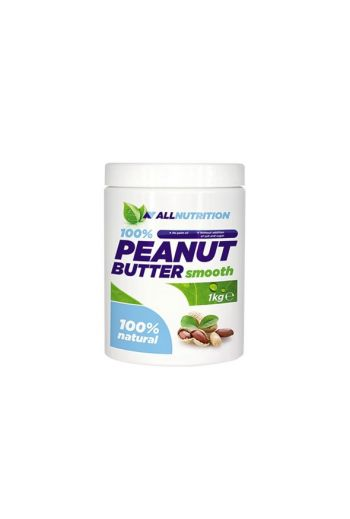 Peanut Butter smooth 100% 1000g /AN