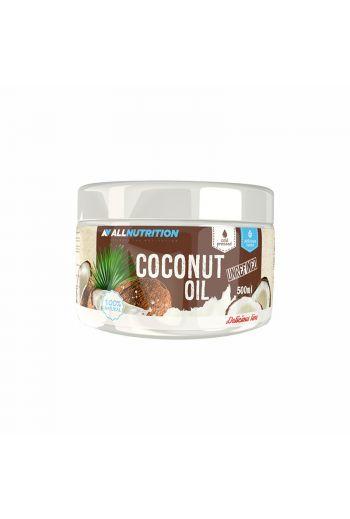 AllNutrition Coconut Oil 500 ml unrefined BUY ONE GET ONE FREE