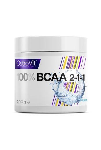 OstroVit BCAA 2-1-1 100 % 200 G