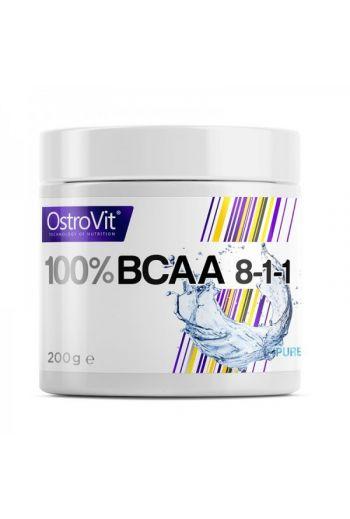 OstroVit 100% BCAA 8-1-1 200 G