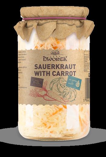 Sauerkraut 900ml / Kapusta kwaszona 900ml
