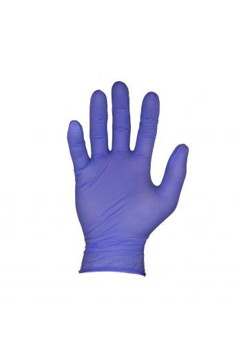 Nitrile Medical Examination Gloves non-sterile size 6-7/Nitrylowe Rękawiczki medyczne niesterylne(150pcs) r S