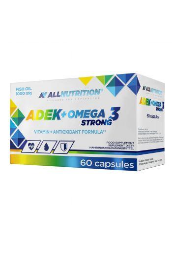 ADEK + Omega 3 Strong 60 Caps