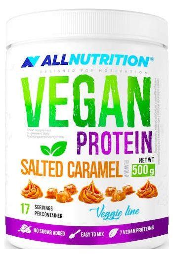 Vegan Protein Salted Carmel 500g / AN