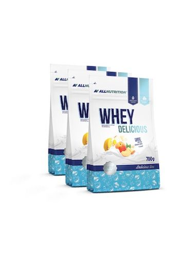 Whey Delicious Line Birthday Cake 700g All Nutrition