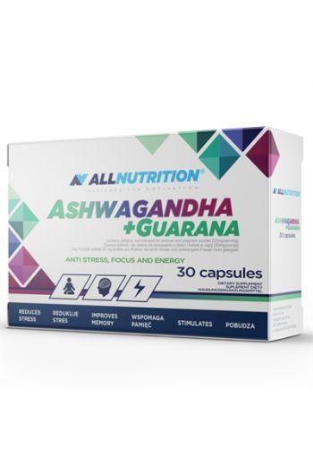 Ashwagandha + Guarana 30cap / AN