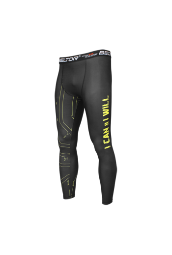 Long Compression Pants size M Beltor