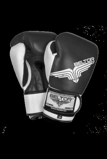 Boxing Gloves black/ Rękawice bokserskie czarne 10 oz