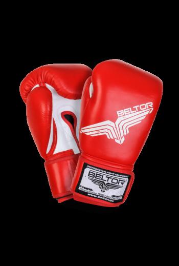 Boxing Gloves red / Rękawice bokserskie czerwone 16 oz