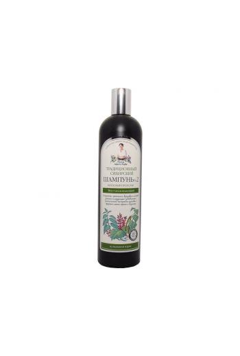 Tradycyjny szampon syberyjski nr 2 propolis i brzoza 550ml