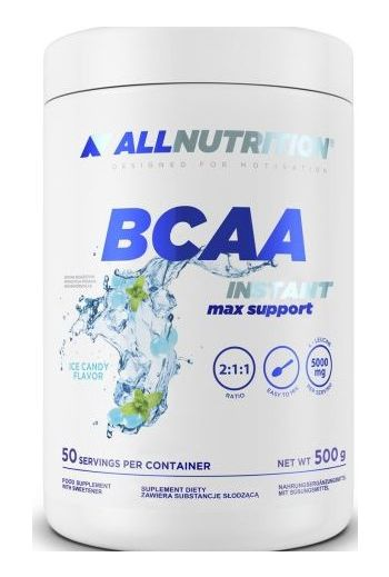 BCCA Instant Max Support 500g / AN Ice Candy
