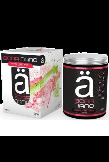 BCAA Nano, Lychee-Lime Crush 420g