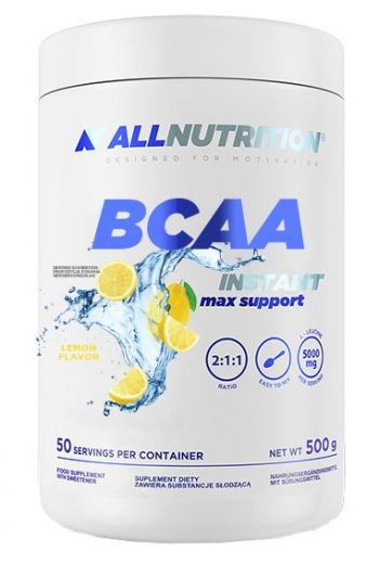 BCAA Instant Max Support 500g / AN Lemon