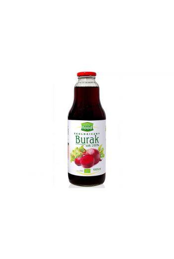 Organic beetroot juice 100% 1000ml / Sok z buraka 100% 1000ml