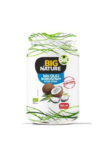 Big Nature Bio Olej kokosowy extra virgin 900 ml