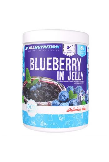 Blueberry in jelly 1 kg