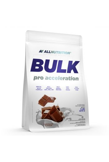 BULK PRO ACCELERATION 2270g / AN