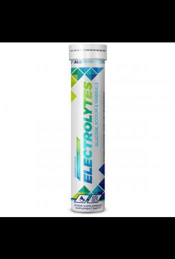 Elektrolity 20 tabletek musujących o smaku pomarańczowym /Electrolytes 20 effervescent tablets orange flavour