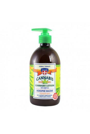 Organic cannabis lotion 5% 500ml