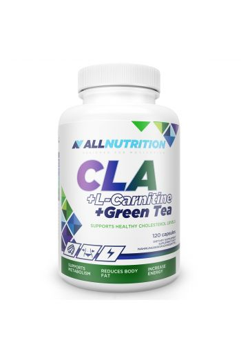 CLA-Lcarnitine-green tea 120caps / AN