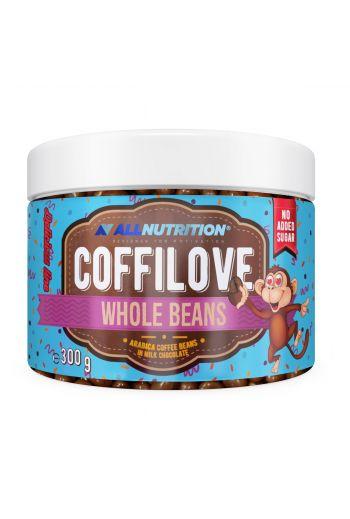 Coffilove Whole Beans Arabica Coffee in milk chocolate