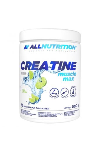 Creatine Muscle Max 500g / All Nutrition