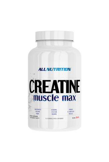 CREATINE MUSCLE MAX – 250G / AN