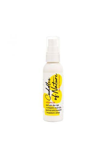 Nourishing serum for hands with marula oil 75ml / Odżywcze serum do rąk z olejkiem marula 75ml