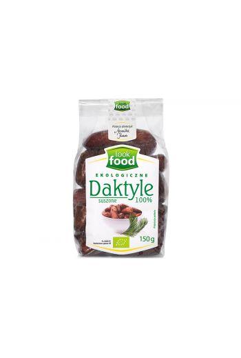Organic Dates 100% 150g /  Daktyle suszone ekologiczne100% 150g (qnt in box 9)  /LOOK FOOD