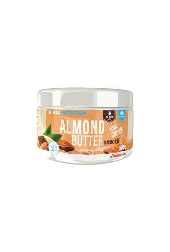 Almond Butter 500g smooth delicious line /AN