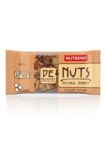 De-nuts snack / Baton De-nuts 35g