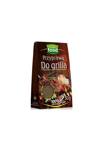 Grill spices 50g / Przyprawa do grila 50g ( qty in box 9)/LOOK FOOD