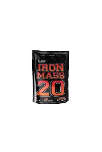 IHS Iron Mass 20  1kg milk chocolate