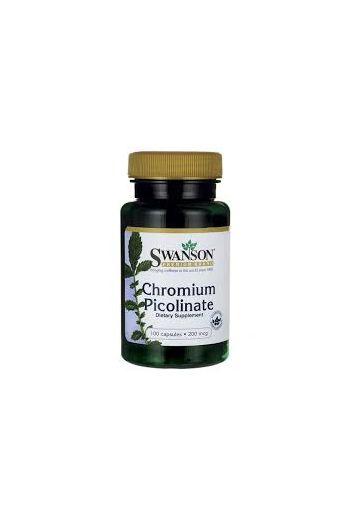 Chromium Picolinate 100 capsules / Swanson