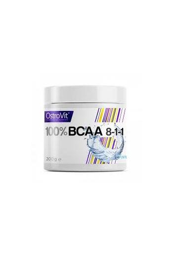 BCAA 8-1-1 100% 200 G-Natural /OV