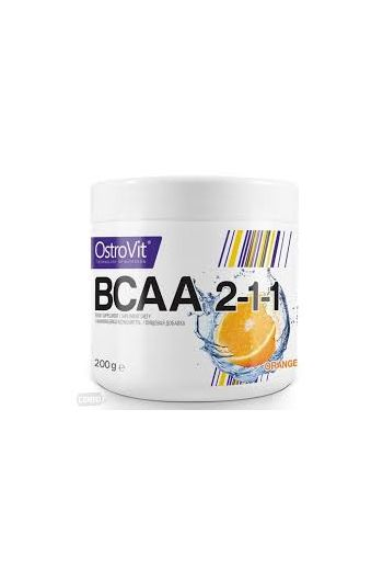 BCAA 2-1-1 200g-Orange /OV