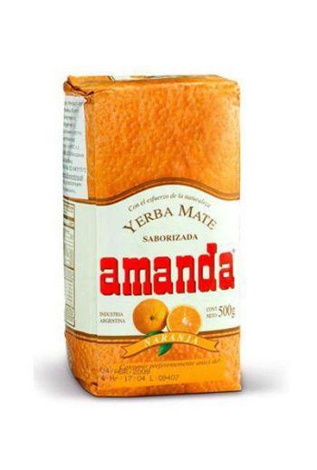 Yerba Amanda orange 500g