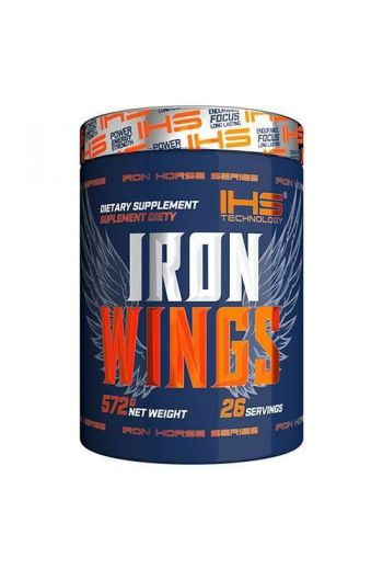 IHS Iron Wings 572g fruit punch