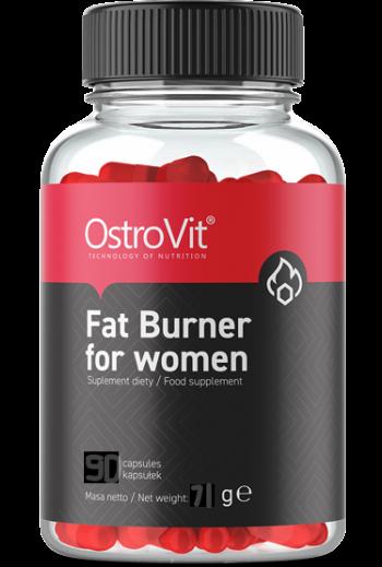 Ostrovit Fat Burner For Women 90caps