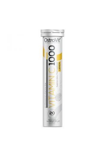 VITAMIN C 1000 20tabs lemon /OV