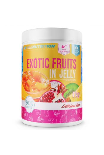 Exotic Fruits in jelly 1kg/ All Nutrition