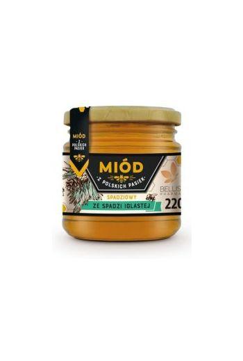 Honeydew honey 220g / Miód spadziowy 220g