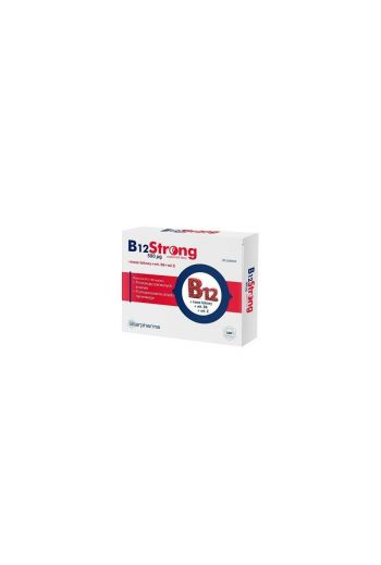 B12Strong 30 tablets