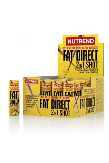 Nutrend Fat Direct Shot 60ml