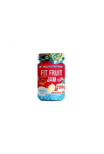 Fit Fruit Jam 220g apple / AN