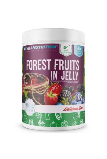 Forest fruits in jelly 1kg/ All Nutrition