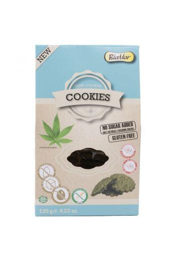 Hemp Cookies/ Ciastka z konopii 130g