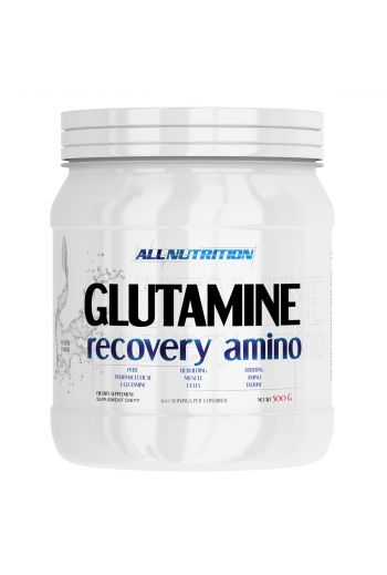 GLUTAMINE RECOVERY AMINO – 500G Natural / AN
