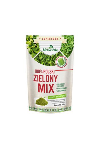 Green Mix 200g / Zielony mix 200g